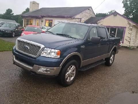 2004 Ford F-150 for sale at SUPERIOR AUTO MART in Amelia OH