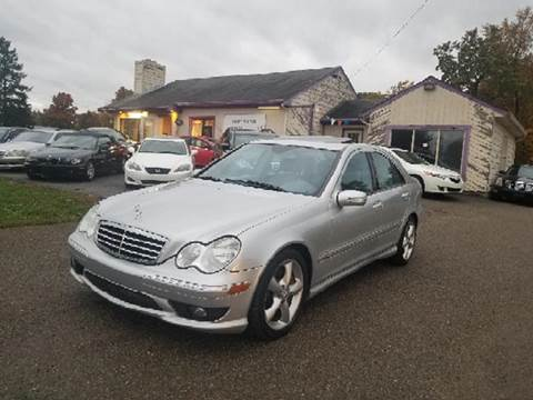 2006 Mercedes-Benz C-Class for sale at SUPERIOR AUTO MART in Amelia OH