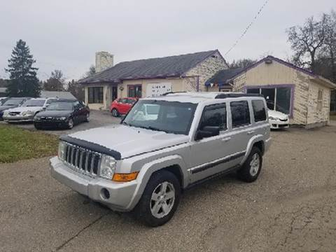 2008 Jeep Commander for sale at SUPERIOR AUTO MART in Amelia OH