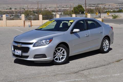 2016 Chevrolet Malibu Limited for sale in Barstow, CA