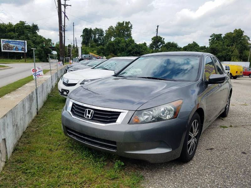 2009 Honda Accord For Sale At Auto Mall In Baltimore MD