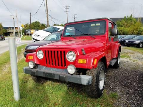 jeep wrangler for sale in baltimore md. Black Bedroom Furniture Sets. Home Design Ideas