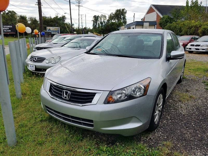 2010 Honda Accord For Sale At Auto Mall In Baltimore MD