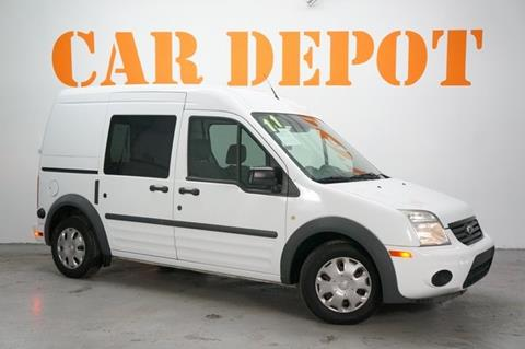 2011 Ford Transit Connect Electric for sale in Miramar, FL