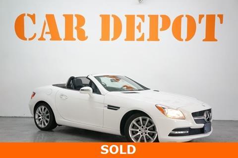 2016 Mercedes-Benz SLK for sale in Miramar, FL
