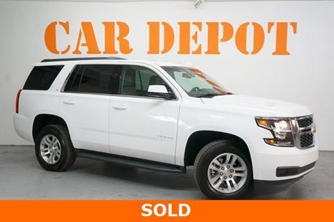 2019 Chevrolet Tahoe for sale in Miramar, FL