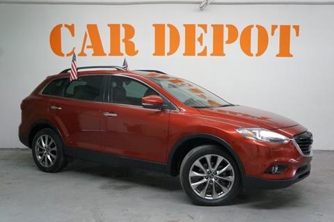 2014 Mazda CX-9 for sale at Car Depot in Miramar FL