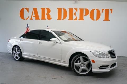 2011 Mercedes-Benz S-Class for sale at Car Depot in Miramar FL