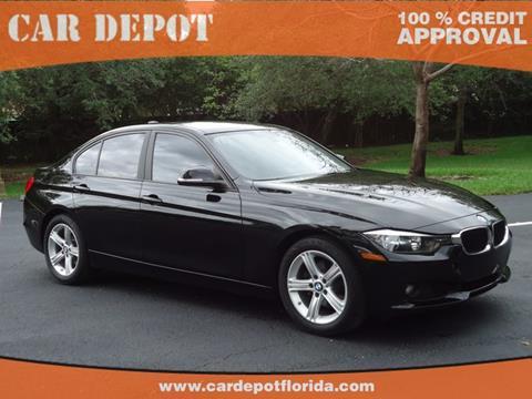 2014 BMW 3 Series for sale in Miramar, FL