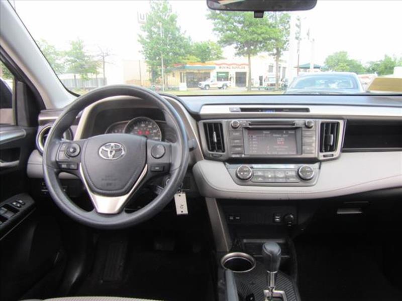 2015 Toyota Rav4 Awd Xle 4dr Suv In Lynn Ma Lynnway Auto