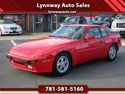 1987 Porsche 944 for sale in Lynn, MA