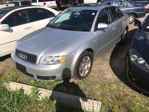 2004 Audi A4 for sale in Plaistow, NH