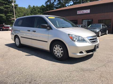 2005 Honda Odyssey for sale in Plaistow, NH