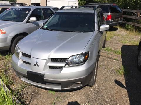 2003 Mitsubishi Outlander for sale in Plaistow, NH