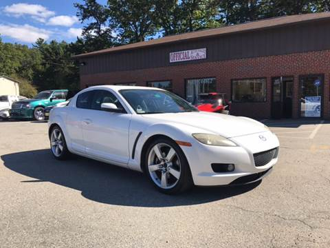 2005 Mazda RX-8 for sale in Plaistow, NH