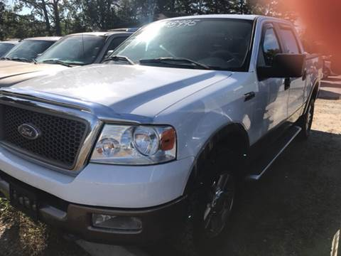 2005 Ford F-150 for sale in Plaistow, NH