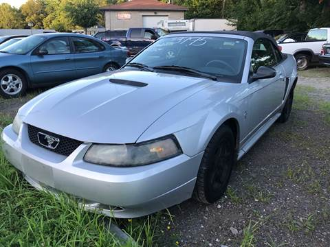 2002 Ford Mustang for sale at Official Auto Sales in Plaistow NH