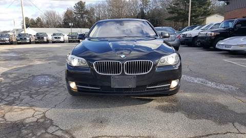2011 BMW 5 Series for sale in Plaistow, NH