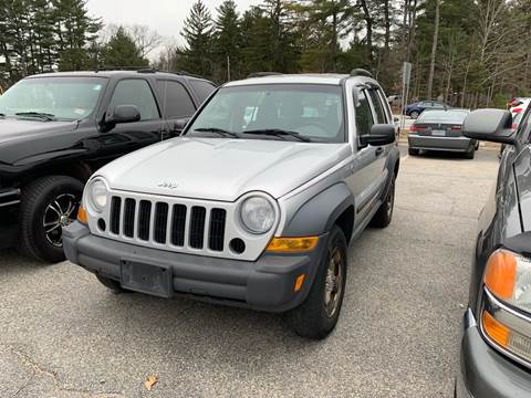 2007 Jeep Liberty for sale in Plaistow, NH