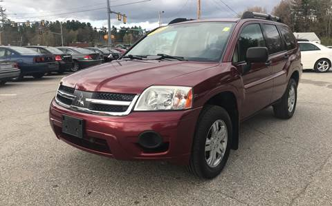 Used Mitsubishi Endeavor For Sale In Erie Pa