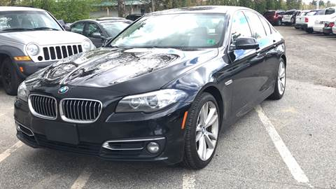 2014 BMW 5 Series for sale in Plaistow, NH