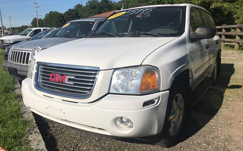 2008 GMC Envoy for sale in Plaistow, NH