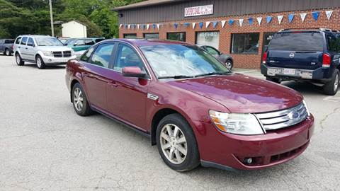 2008 Ford Taurus for sale in Plaistow, NH