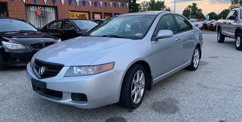 2005 Acura TSX for sale in Plaistow, NH