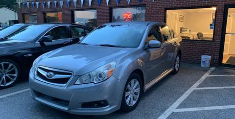 2010 Subaru Legacy for sale in Plaistow, NH