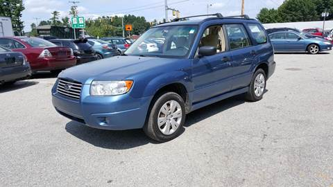2008 Subaru Forester for sale in Plaistow, NH
