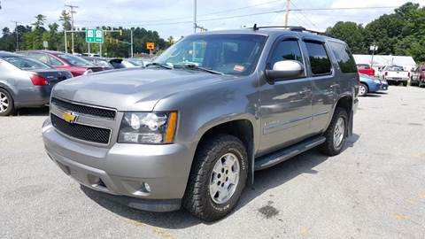 2009 Chevrolet Tahoe for sale in Plaistow, NH