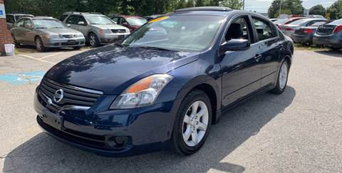 2007 Nissan Altima for sale in Plaistow, NH