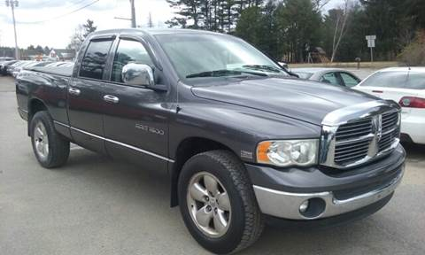 2004 Dodge Ram Pickup 1500 for sale at Official Auto Sales in Plaistow NH