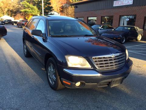 2006 Chrysler Pacifica for sale at Official Auto Sales in Plaistow NH