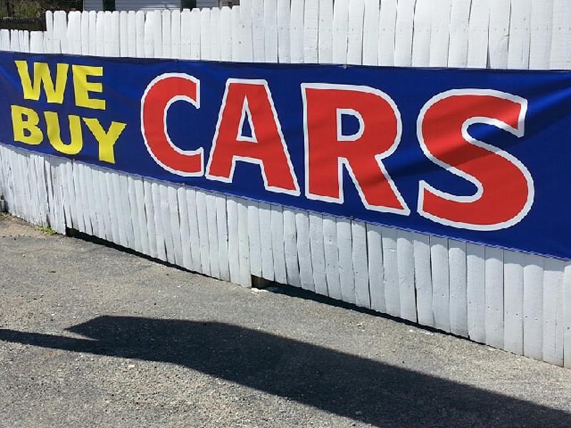2018 A Flyer We Buy Car Trucks 4X4 Suv Luv Van And More We Buy Cars ...