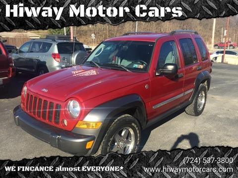 2006 Jeep Liberty for sale in Latrobe, PA