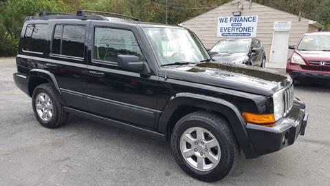 2007 Jeep Commander for sale in Latrobe, PA