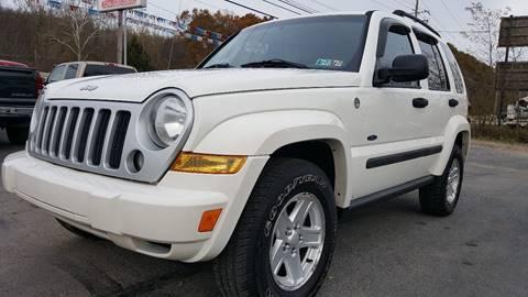 2007 Jeep Liberty