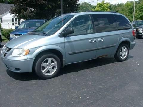 2006 Dodge Caravan for sale in Union City, OH
