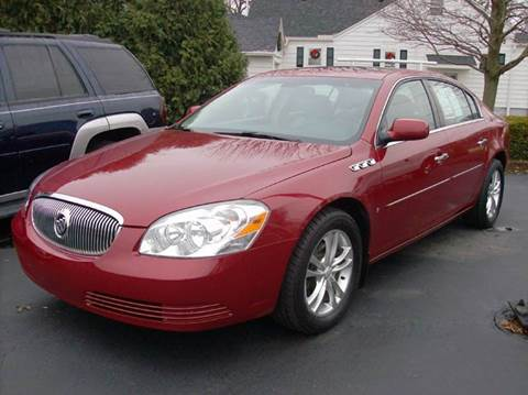 2007 Buick Lucerne for sale at Keens Auto Sales in Union City OH