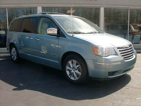 2008 Chrysler Town and Country for sale at Keens Auto Sales in Union City OH