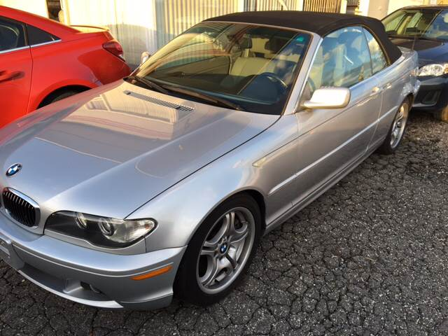 2005 BMW 3 Series for sale at Specialty Bank Liquidators in Greensboro NC
