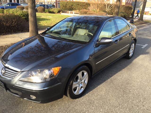 Used Acura RL For Sale In Greensboro NC Carsforsalecom - Used acura rl