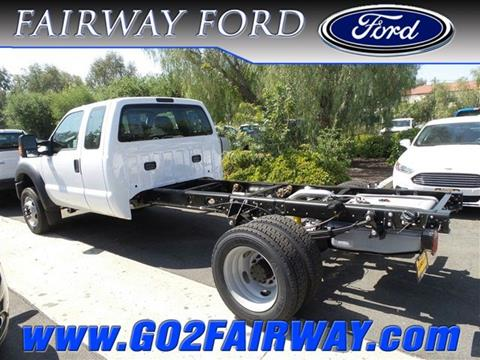 2016 Ford F-450 Super Duty for sale in Anaheim, CA