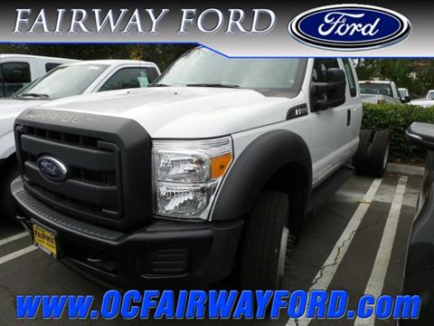 2016 Ford F-550 for sale in Anaheim, CA