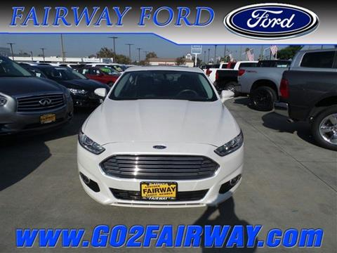 2015 Ford Fusion Hybrid for sale in Anaheim, CA