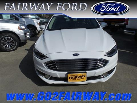 2018 Ford Fusion Hybrid for sale in Anaheim, CA