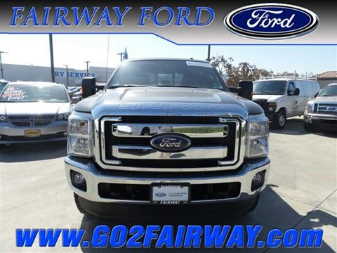 2015 Ford F-250 Super Duty for sale in Anaheim, CA