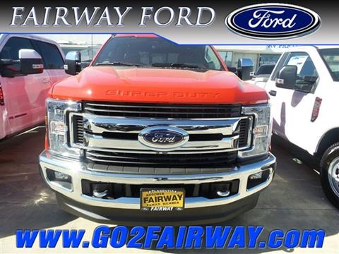 2017 Ford F-250 Super Duty for sale in Anaheim, CA
