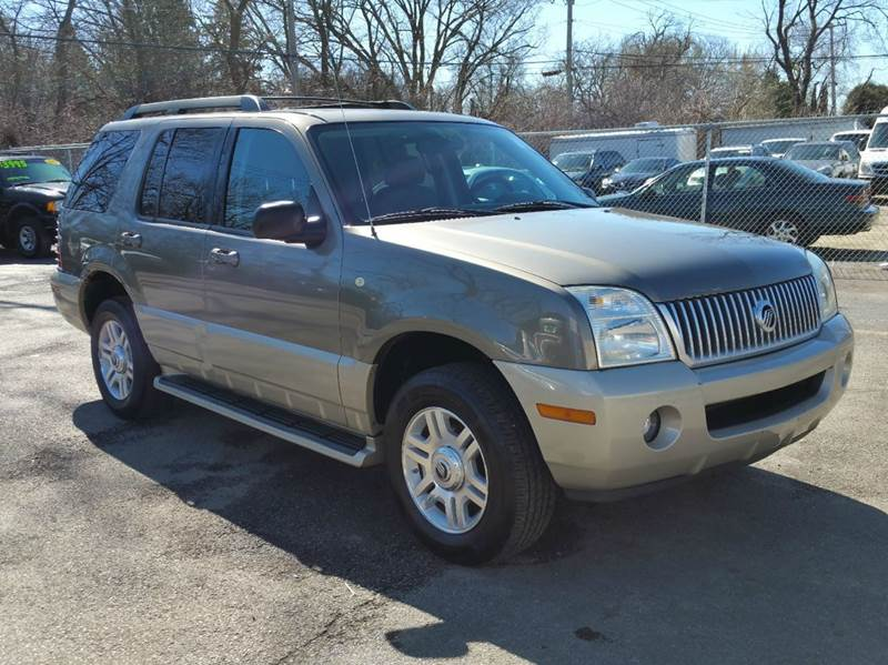 2005 Mercury Mountaineer Base AWD 4dr SUV - Villa Park IL